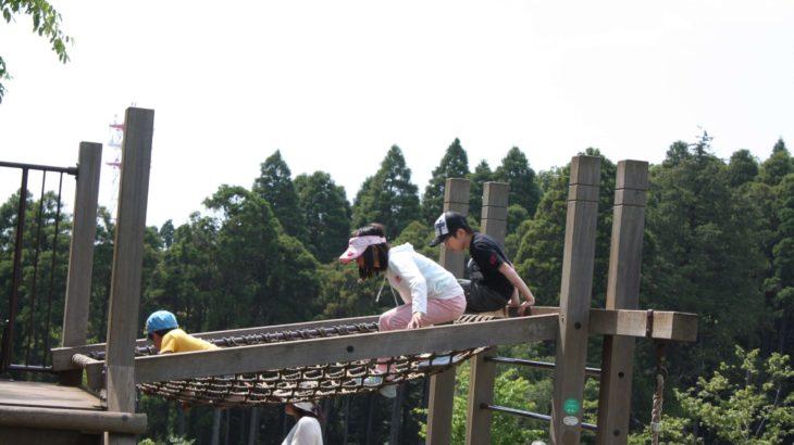 昭和の森へ遊びに行こう