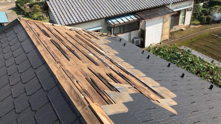 台風被害は火災保険が適用されます